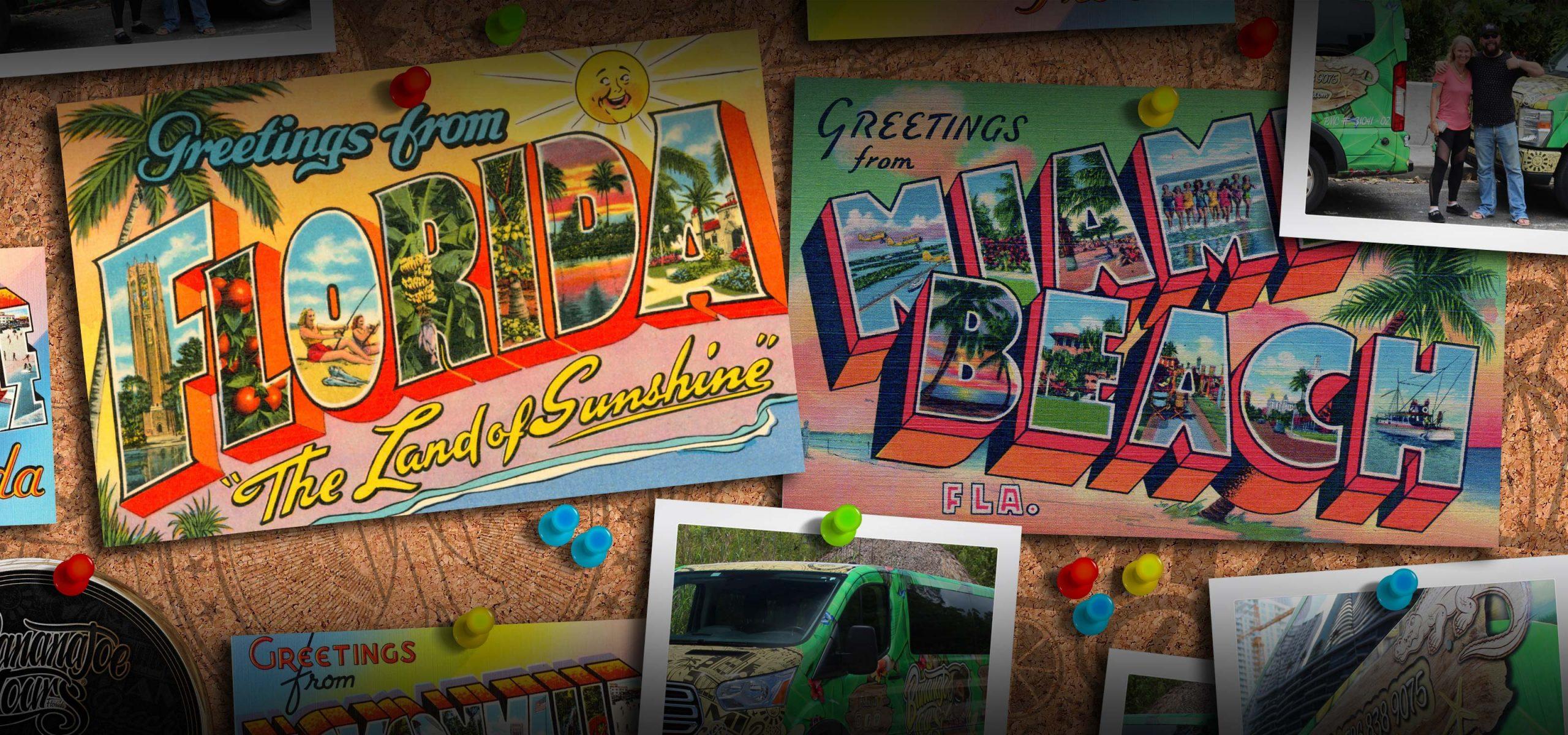 banana-joe-tours-discover-florida-postcard-wall